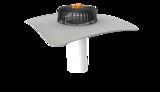 Receptori economici TW ECO cu perete simplu pentru acoperiş