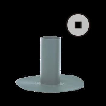 Flanșă de etanșare cu profil rectangular închis