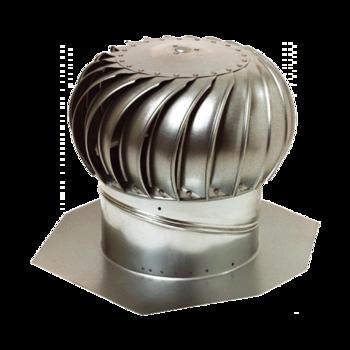 Turbină de ventilație