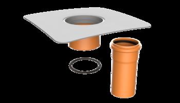 Receptori pentru terase circulabile