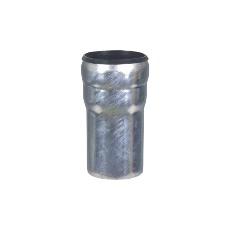 Piesă de trecere de la conducte din plastic sistem PVC KG sau HT la conducte LORO